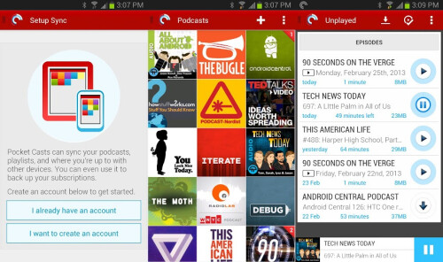 Pocket Casts 4 - Android - $3.99