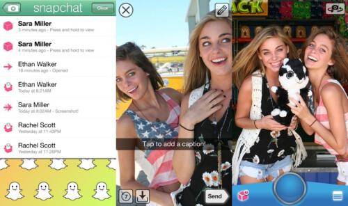 Snapchat - Android, iOS - Free