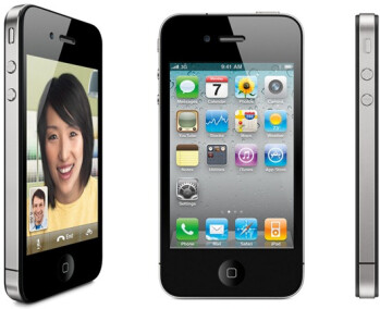 The Apple iPhone 4 is free at Verizon with a signed two-year pact