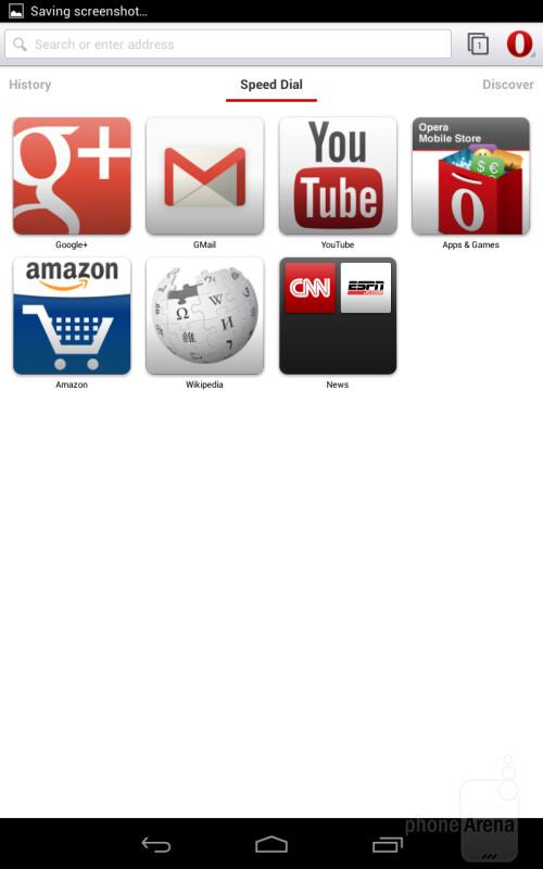 WebKit-based Opera beta released for Android