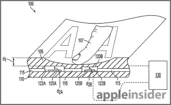 Apple's new patent allows devices to be controlled by squeezing its casing