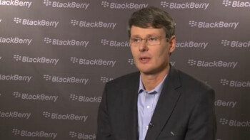 Is the BlackBerry Z10 selling as well as CEO Heins claims?