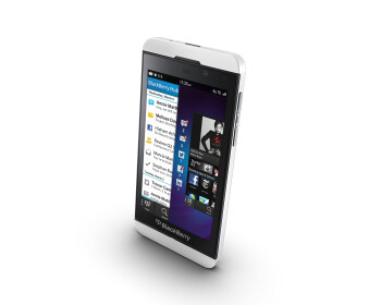 The BlackBerry Z10 is being bought by new BlackBerry buyers says CEO Heins