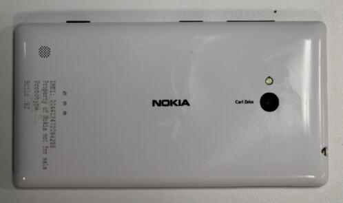 Nokia Lumia 720 on the inside