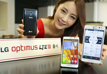 The LG Optimus LTE III