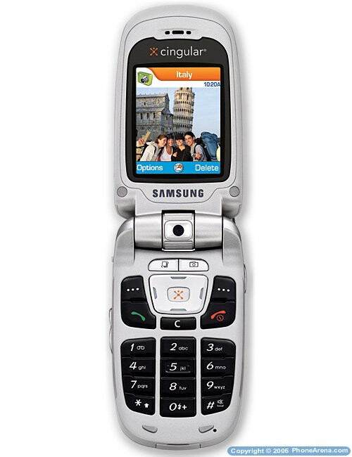 Samsung ZX-20 officially launches with Cingular