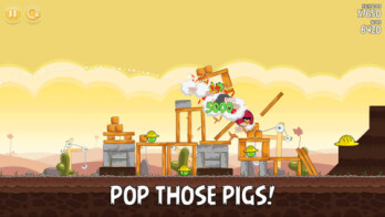 Original Angry Birds price slashed, goes free on iOS