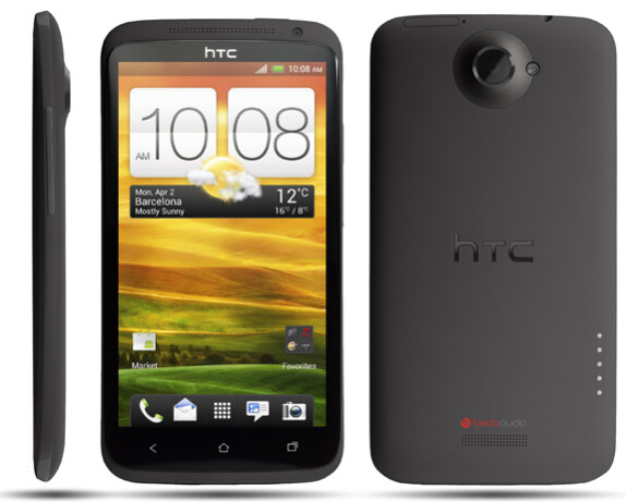 Android 4.1 should be coming soon to AT&T's HTC One X - AT&T pulls Android 4.1 update notice for HTC One X