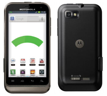 The Motorola DEFY XT for Republic Wireless