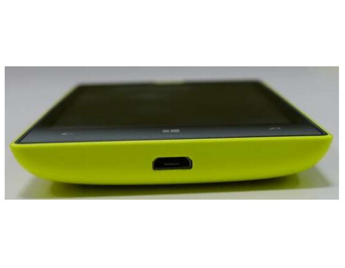 Nokia Lumia 520 at the FCC