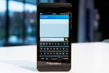 T-Mobile's business customers can buy the BlackBerry Z10 starting on March 11th