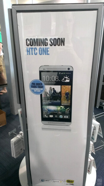 Best Buy teases the upcoming launch of HTC One