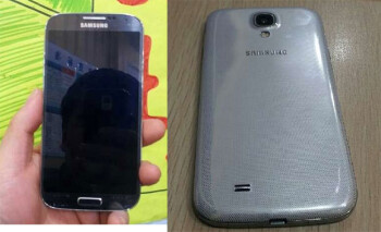 Samsung GT-I9502 leaks out: a Galaxy S IV candidate for China