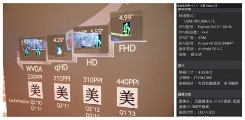 5-inch display, 1080p resolution