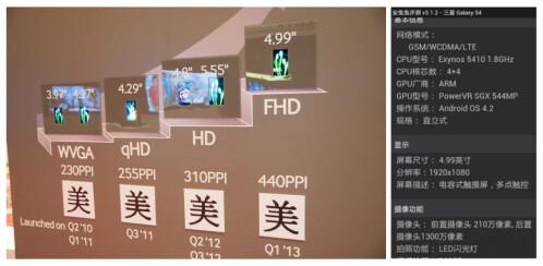 5-inch display, 1080p resolution