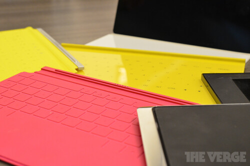 Microsoft gives a tour of the Surface prototype history