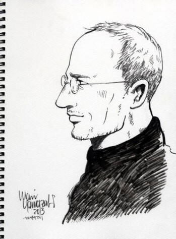 Steve Jobs to be featured in upcoming manga