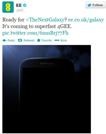 EE goes Captain Obvious, confirms Samsung Galaxy S 4 with Exynos can have LTE, too