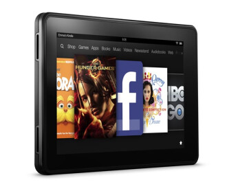 The Amazon Kindle Fire HD 8.9 has had its price cut