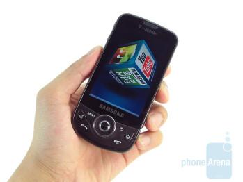 Samsung Galaxy I7500 & Samsung Behold II