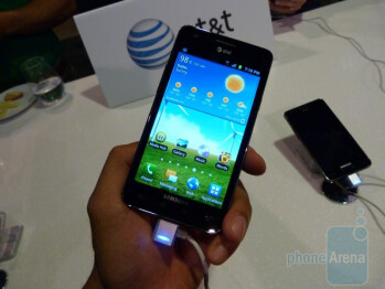 More of the same with the US versions of the Samsung Galaxy S II.
