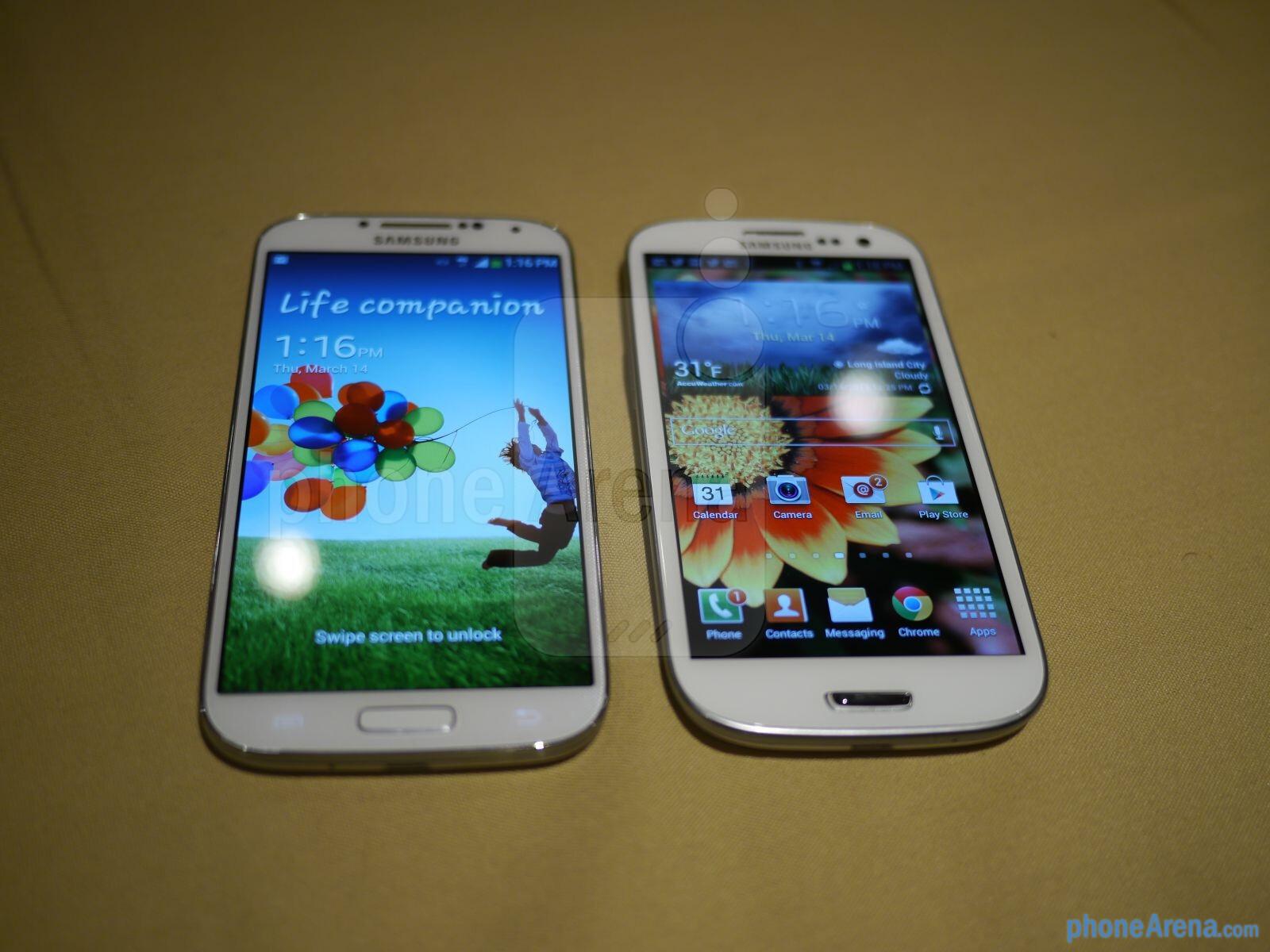 Description: Samsung Galaxy S4 có gì khác với Galaxy S3? 2