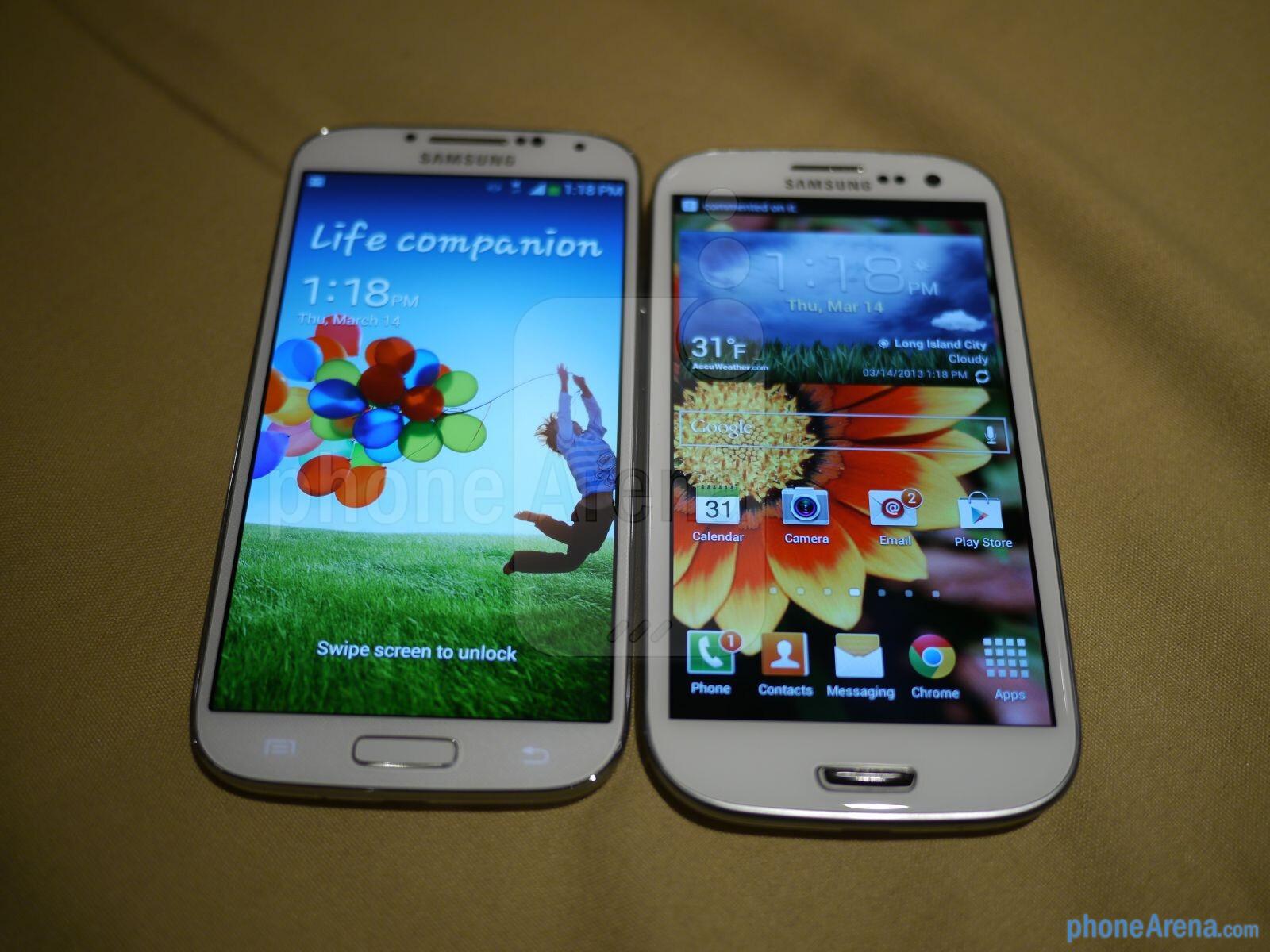 Description: Samsung Galaxy S4 có gì khác với Galaxy S3? 3