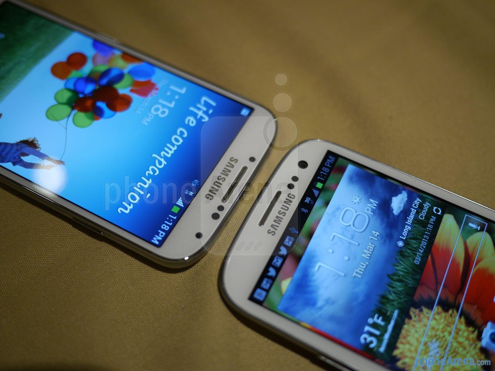 Description: Samsung Galaxy S4 có gì khác với Galaxy S3? 7