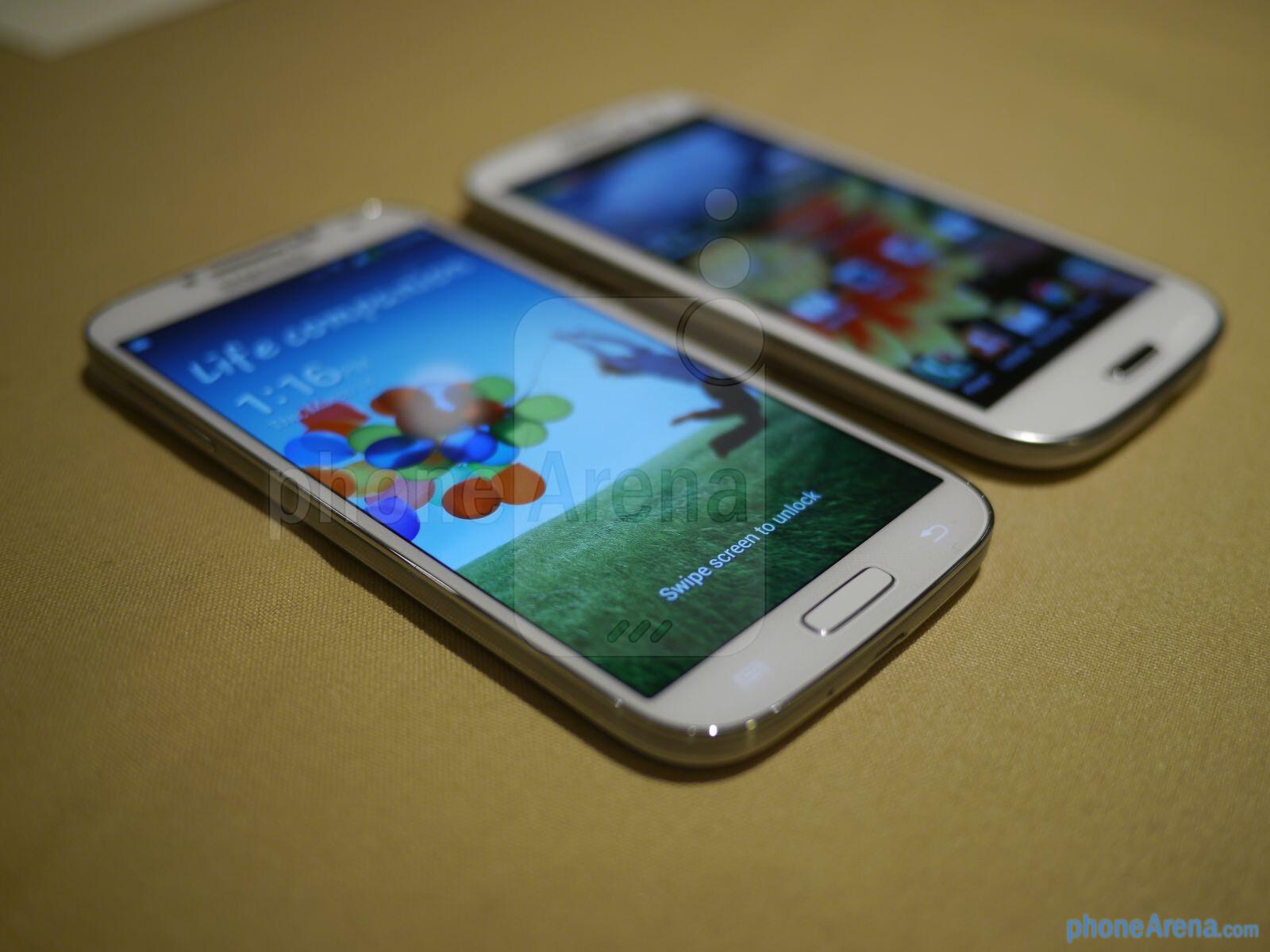 Description: Samsung Galaxy S4 có gì khác với Galaxy S3? 8