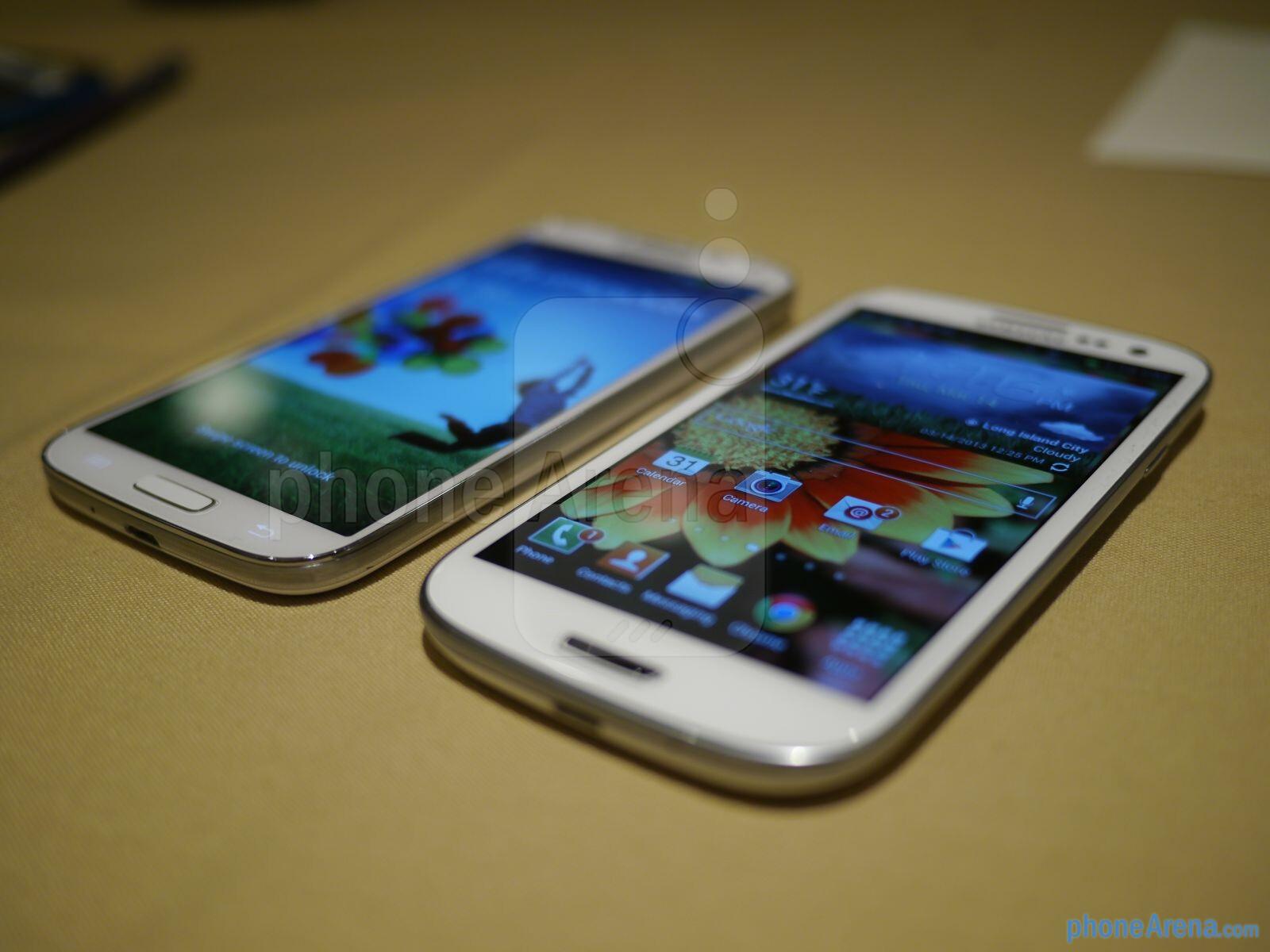 Description: Samsung Galaxy S4 có gì khác với Galaxy S3? 9