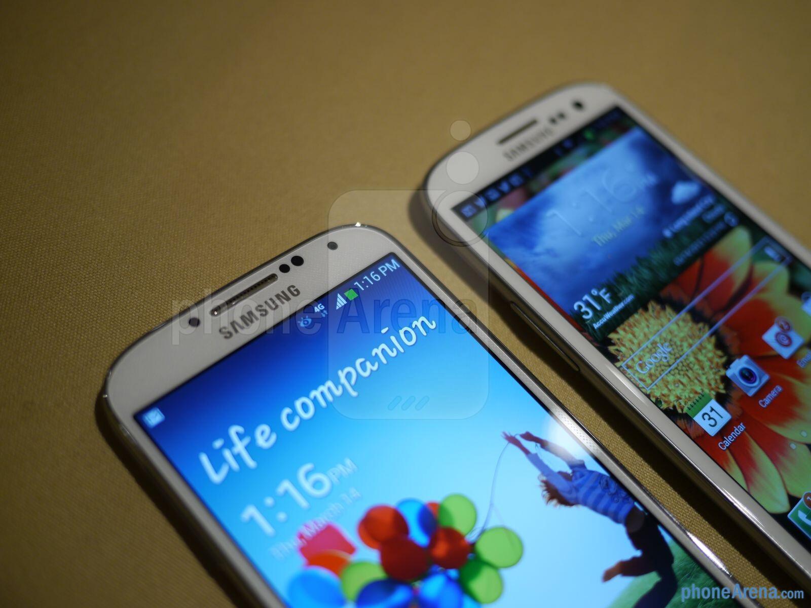 Description: Samsung Galaxy S4 có gì khác với Galaxy S3? 10