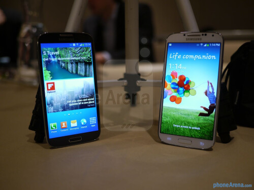 Samsung Galaxy S IV images