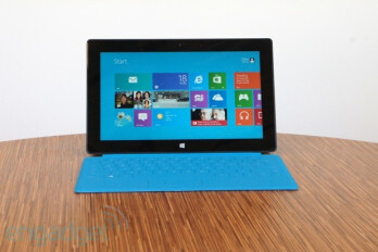 A trio of insiders say that 1.5 million Microsoft Surface Tablets have been sold