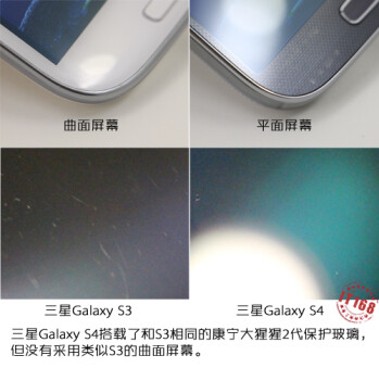 Samsung Galaxy S 4 demo: first phone with Gorilla Glass 3