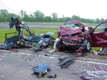 Talking or texting while driving can have fatal results