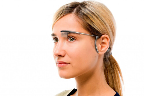 Unofficial Google Glass concept makes it much more stylish (and useless)