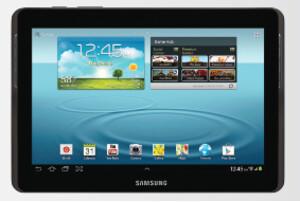 The Samsung Galaxy Tab 2 10.1 - Verizon's Samsung Galaxy Tab 2 (10.1) and Samsung Galaxy Tab 2 (7.0) are Jelly Beaned