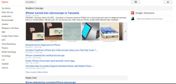 The future of Google Reader and Google News