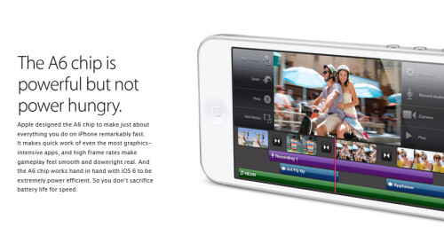 Apple responds to the Samsung Gaslaxy S 4