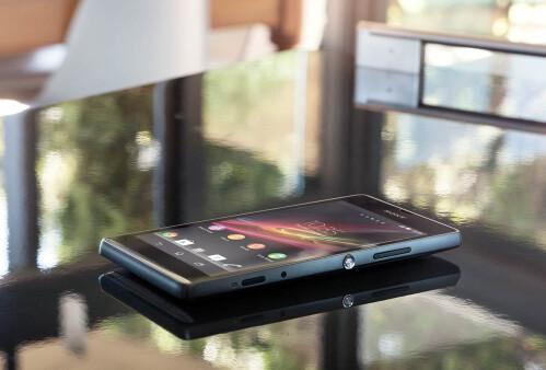 Sony Xperia SP announced