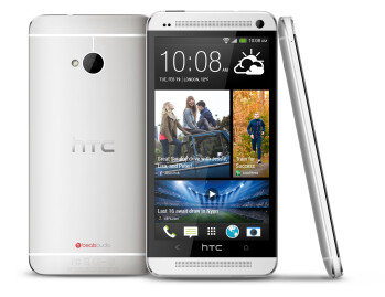 The HTC One will initially ship to four markets