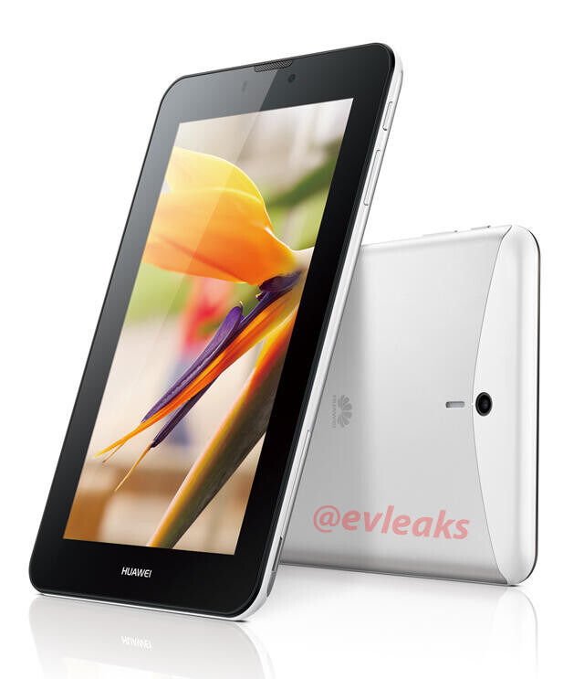 The Huawei MediaPad 7 Vogue - Huawei MediaPad 7 Vogue Android tablet surfaces online