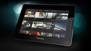 The BlackBerry PlayBook