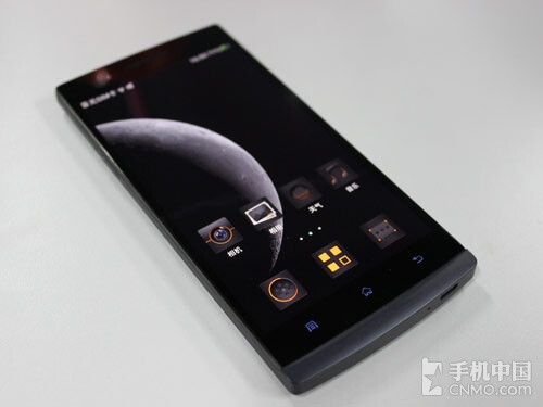 The OPPO Find 5 in black - OPPO Find 5 in black announced, available in China on April 1st