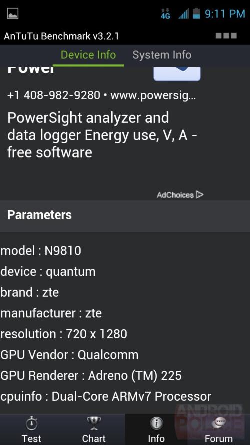 ZTE Quantum for Sprint?