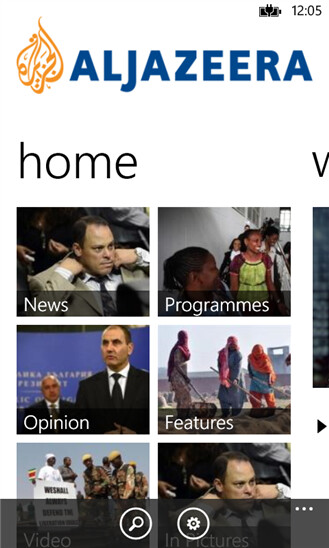 Al Jazeera English launches Windows Phone app