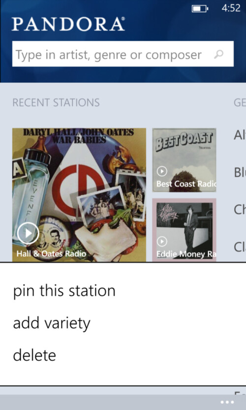 Pandora app lands on Windows Phone: worth the wait