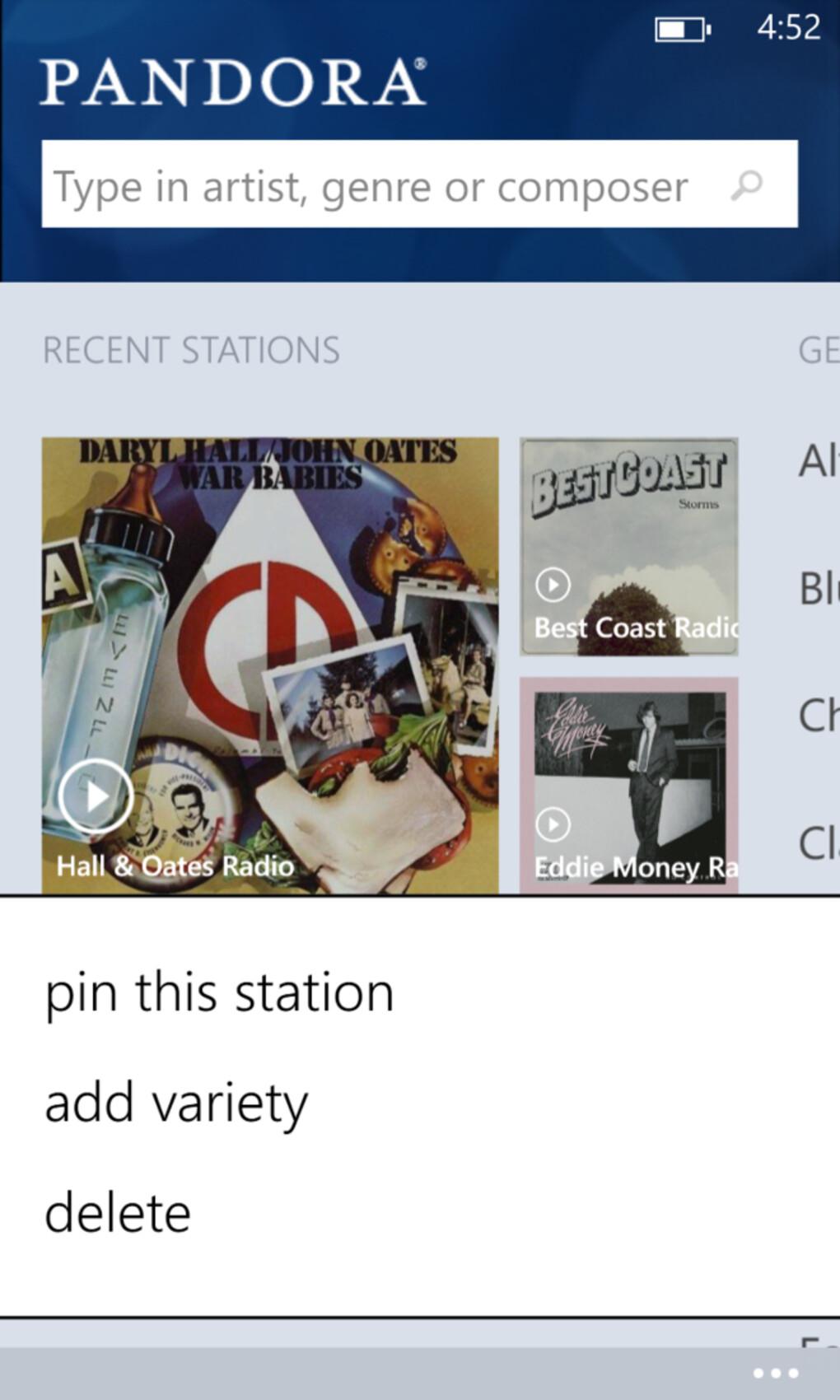 Pandora app lands on Windows Phone: worth the wait