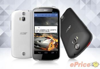 The Acer Liquid E1