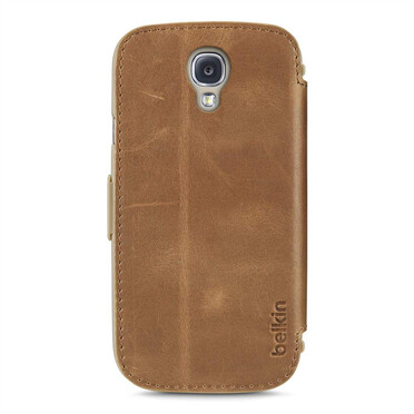 Belkin Galaxy S 4 Exclusive Wallet Folio with Stand ($49.99)